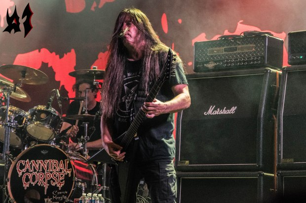 Motocultor 2018 – Day 2 - Cannibal Corpse 5