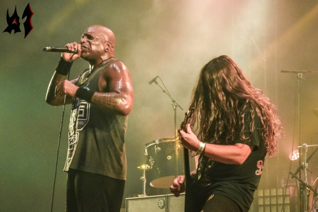 Motocultor 2018 – Day 3 - Sepultura 14