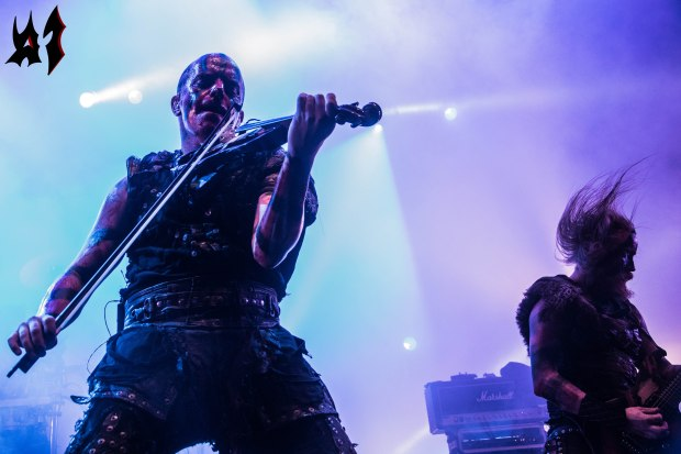 Motocultor 2018 – Day 2 - Turisas 11