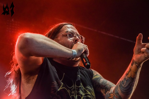 Motocultor 2018 – Day 2 - The Black Dahlia Murder 11