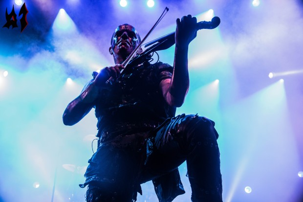 Motocultor 2018 – Day 2 - Turisas 13