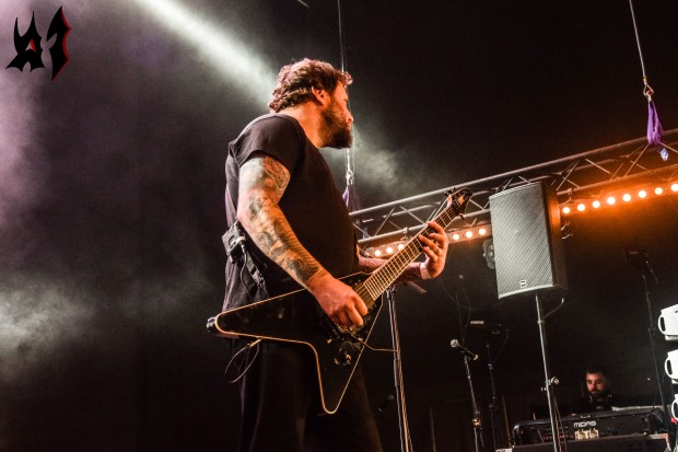 Motocultor 2018 – Day 2 - The Black Dahlia Murder 16