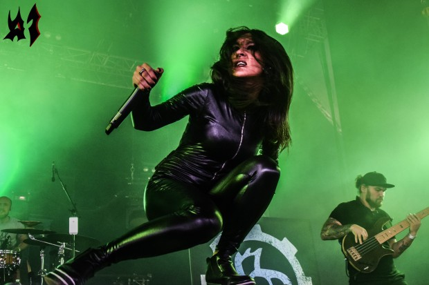Motocultor 2018 – Day 3 - Jinjer 20