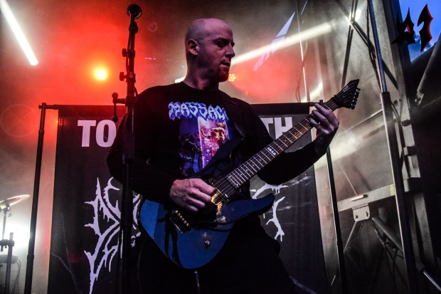 Motocultor 2018 – Day 3 - Dying Fetus 16