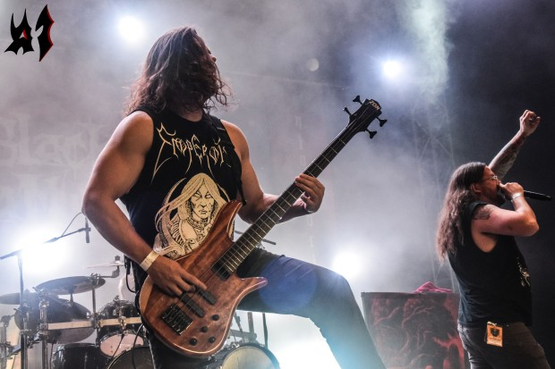 Motocultor 2018 – Day 2 - The Black Dahlia Murder 19