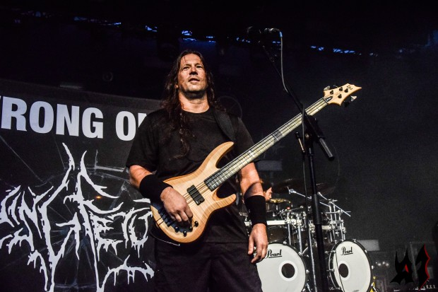 Motocultor 2018 – Day 3 - Dying Fetus 22