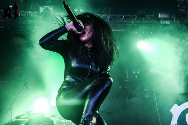 Motocultor 2018 – Day 3 - Jinjer 25