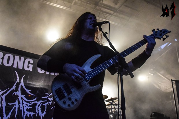 Motocultor 2018 – Day 3 - Dying Fetus 28