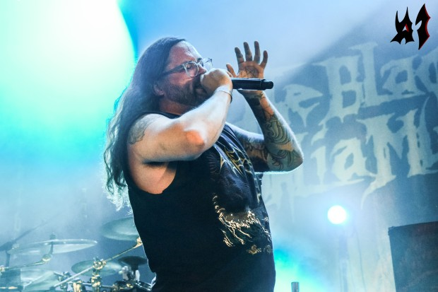 Motocultor 2018 – Day 2 - The Black Dahlia Murder 26
