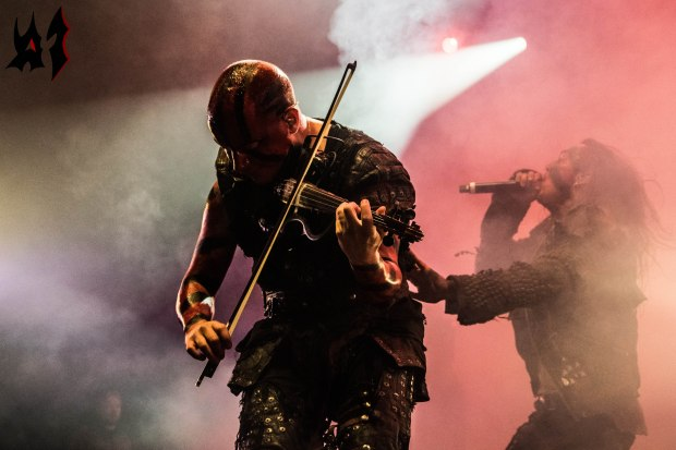 Motocultor 2018 – Day 2 - Turisas 23