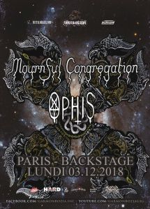 Mournful Congregation + Ophis