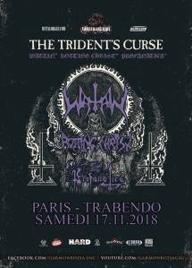 Watain + Rotting Christ + Profanatica