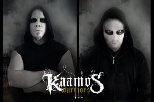 Kaamos Warriors - Logo