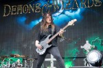 Hellfest - Demons & Wizards - 2
